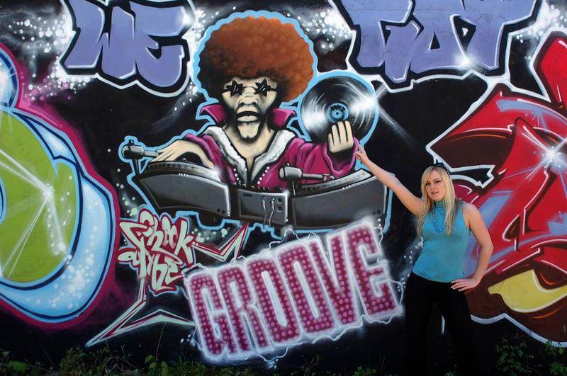 Julia und die Graffitis IV