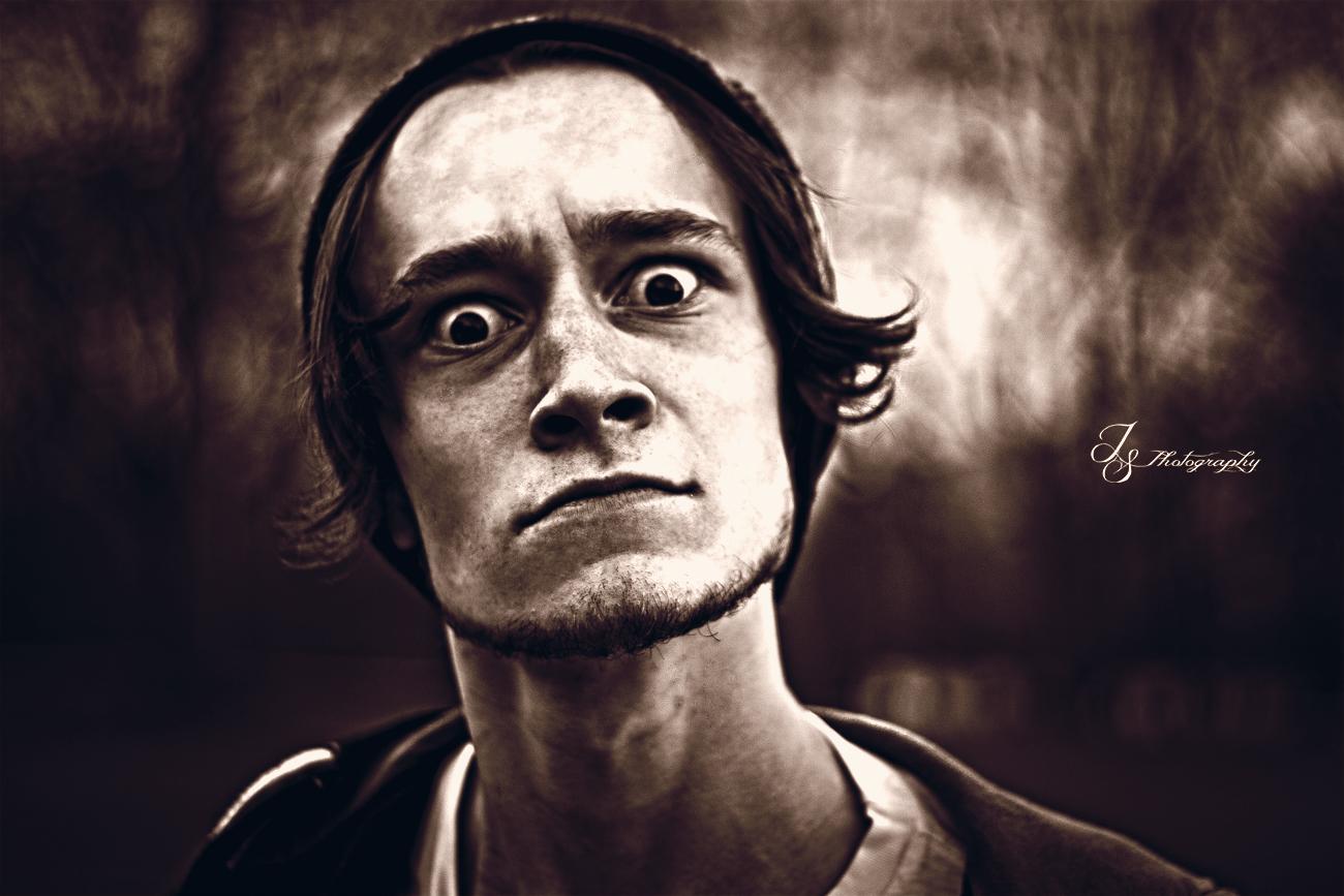 Julian, kann ich böse gucken?