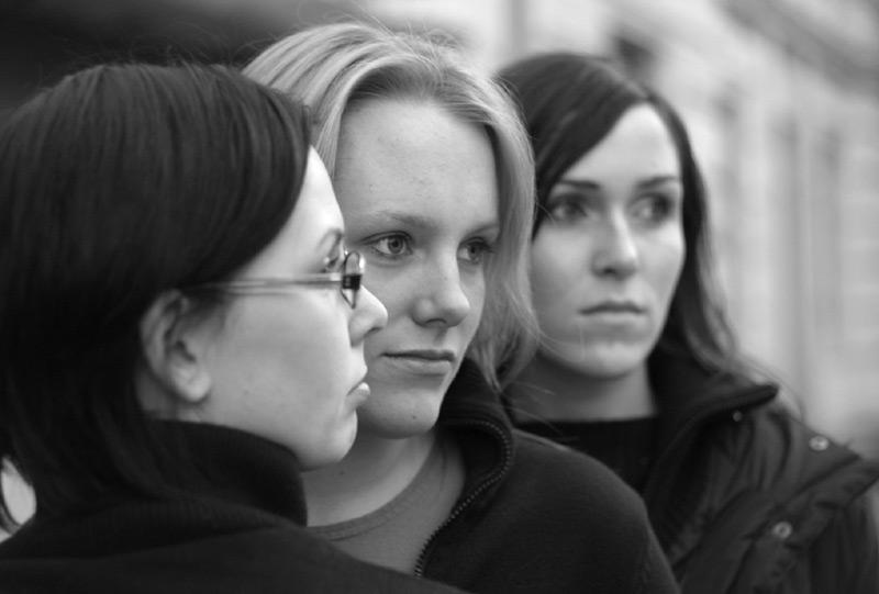 Juliana, Juliane und Claudi