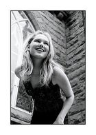 Julie lacht so schön