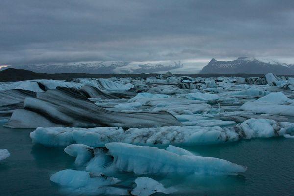 Julie MERCIER    Islande
