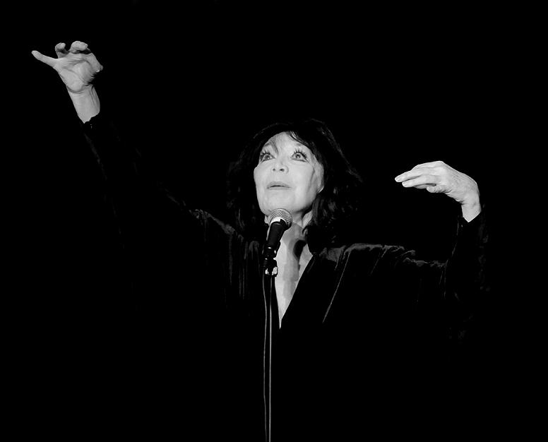 Juliette Greco - Liebt Euch oder verschwindet