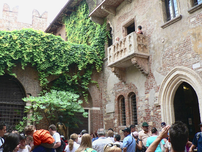 Juliettes Balcony