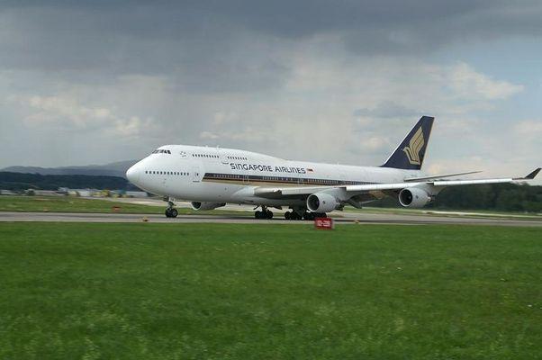 Jumbo-Jet 747