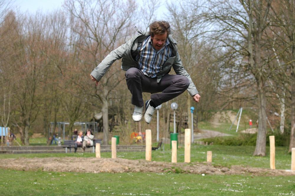 Jump ! ! !