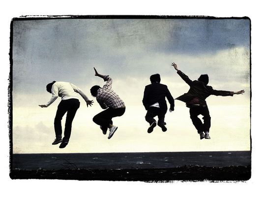 [ jump ]