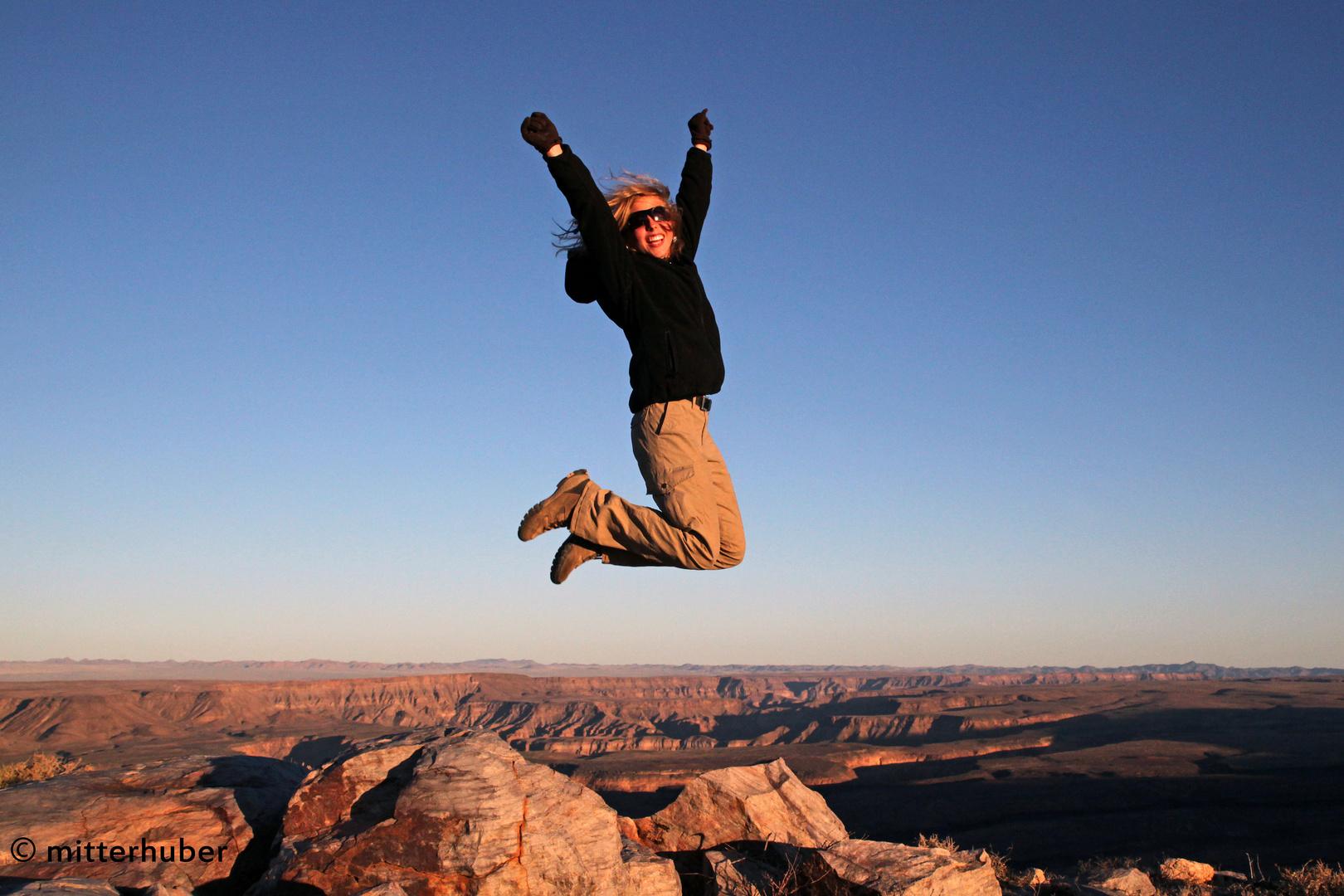 ...jump!