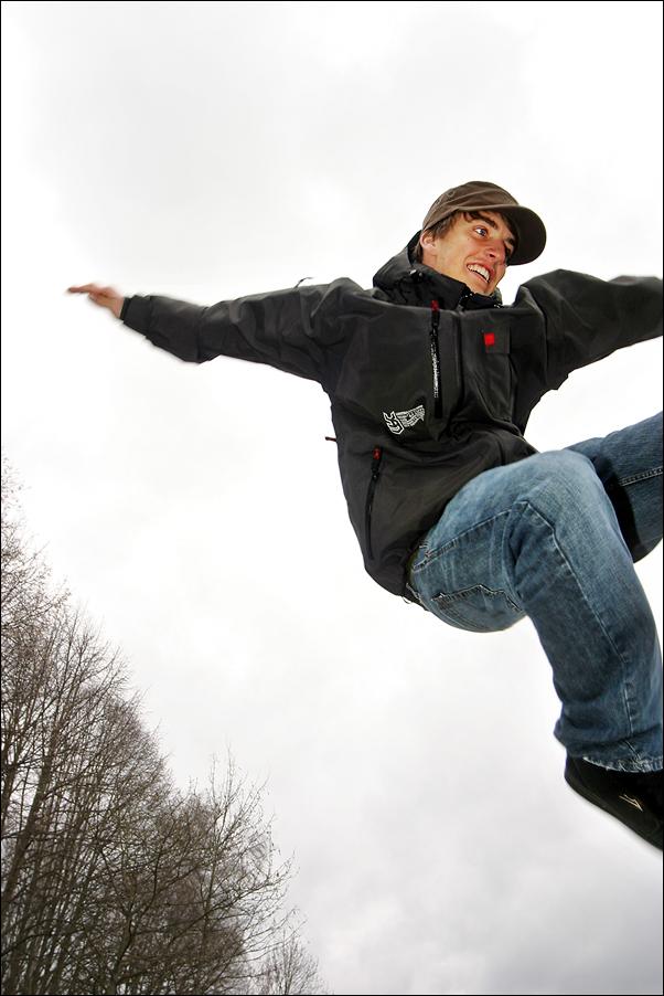 jump for fun!°