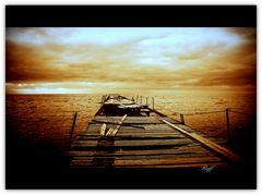 Jump in Caspian Sea