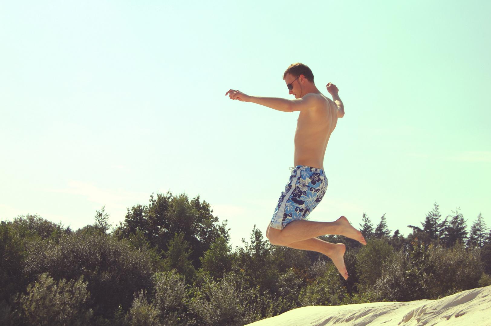 JUMPIN JACK FLASH