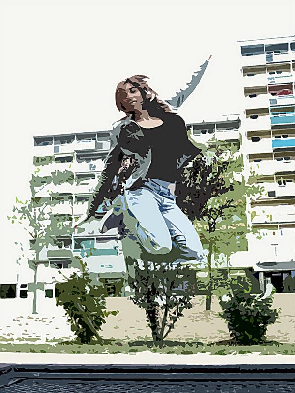 Jumping Chila