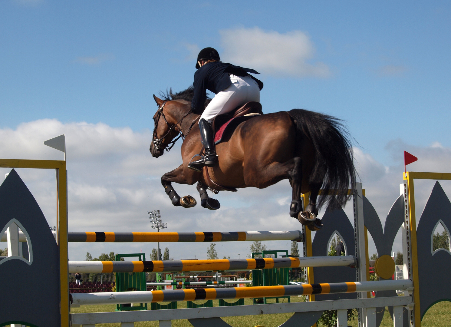 Jumping de Cabourg
