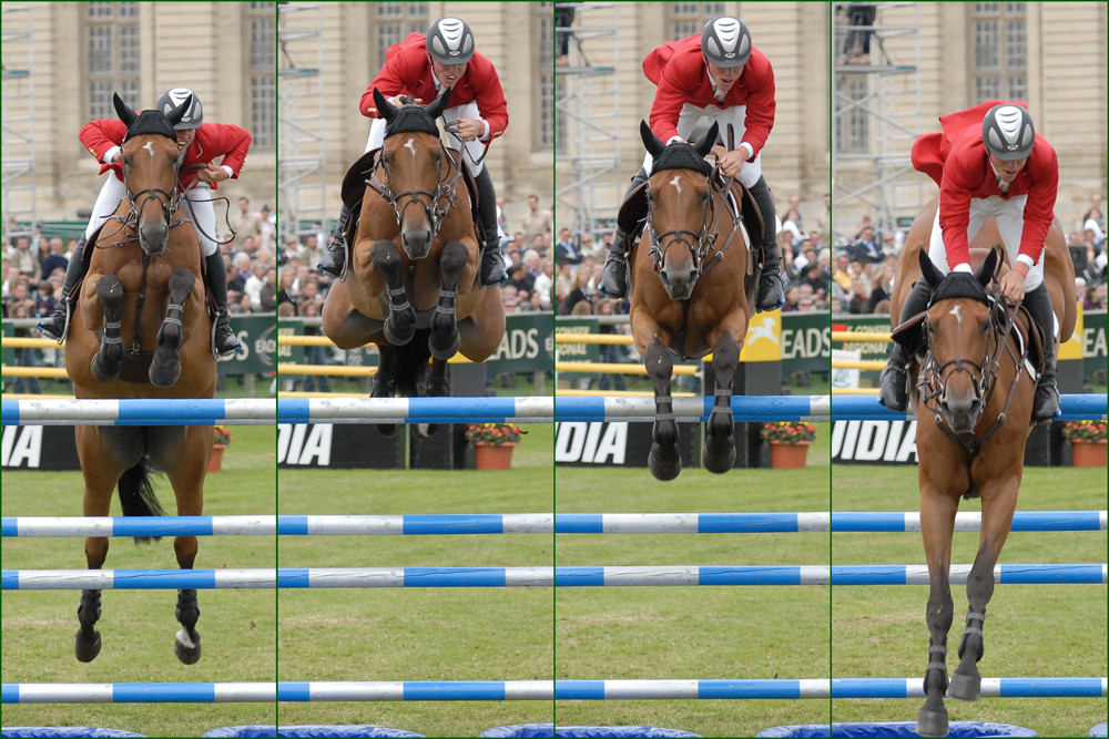 Jumping de Chantilly 2009