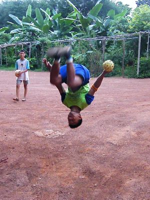 Jumping Jakob - Thailand