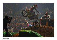 *Jumping Rider*