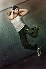 Jumping Rina