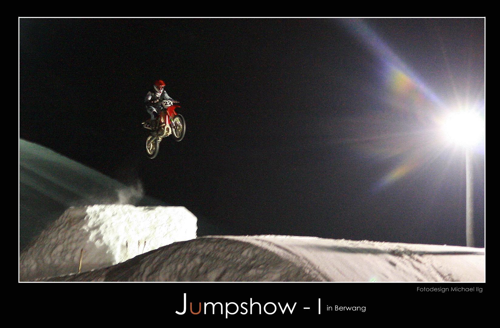 Jumpshow I - Berwang