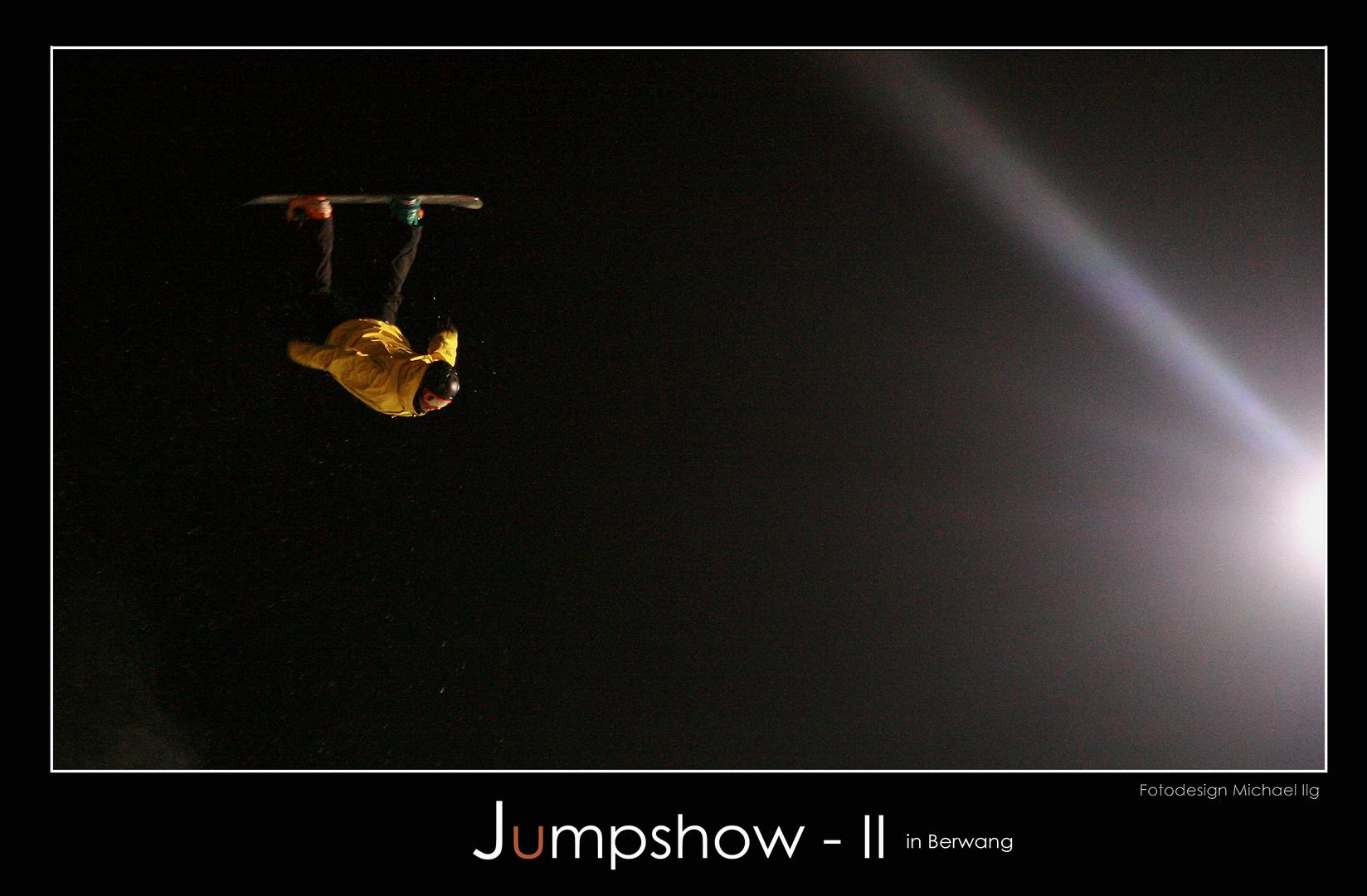 Jumpshow II - Berwang