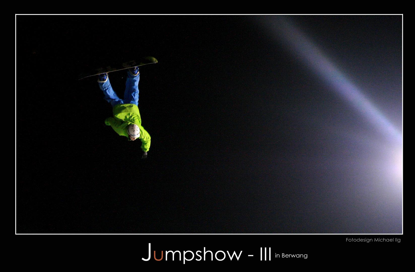 Jumpshow III - Berwang