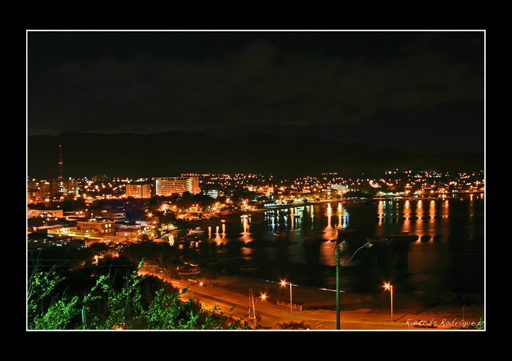 JUnagriego by Night