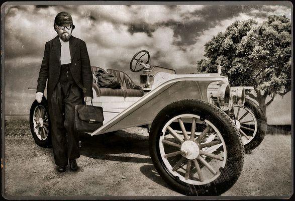 Jung und dynamisch 1908