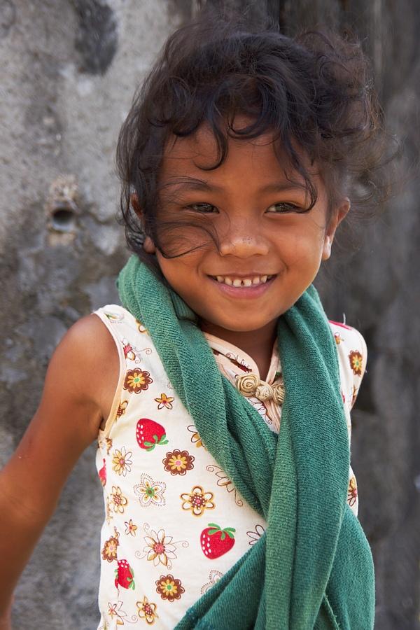 Junge Balinesin II