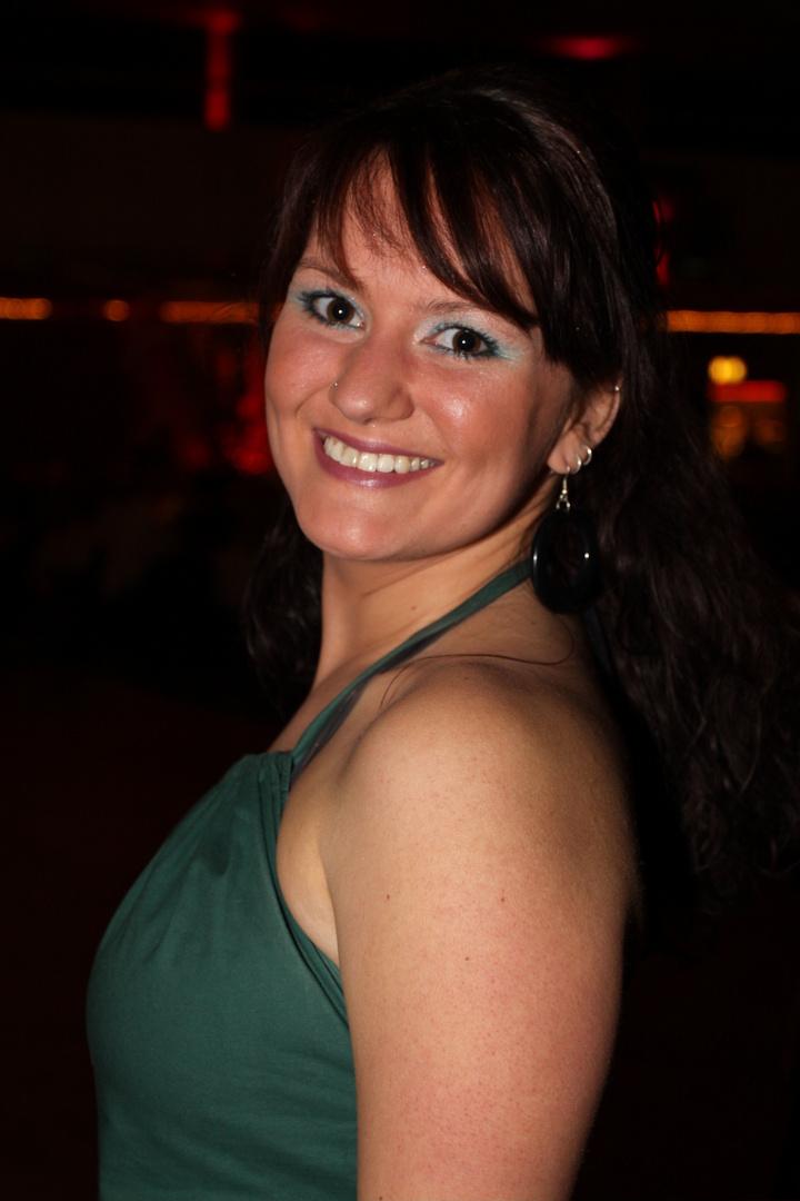 junge Frauen 2010 Nadine
