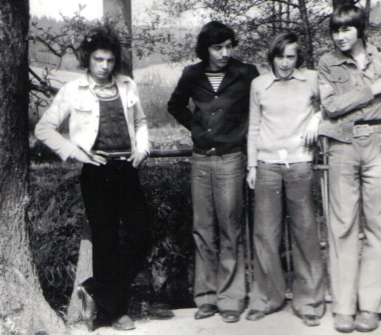 Junge Garde 1975