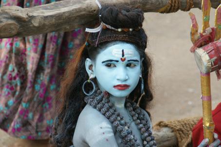 Junger Krishna