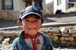 JungeTibeterin