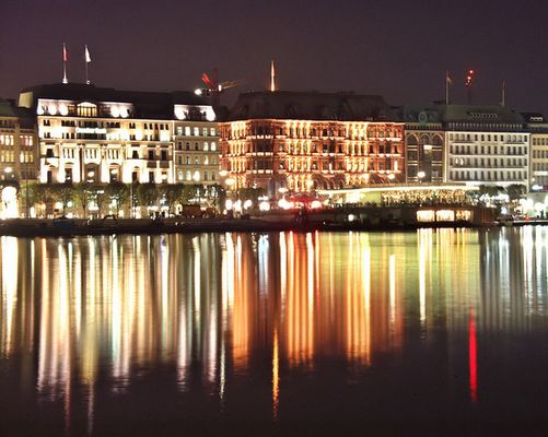 Jungfernstieg, Hamburg