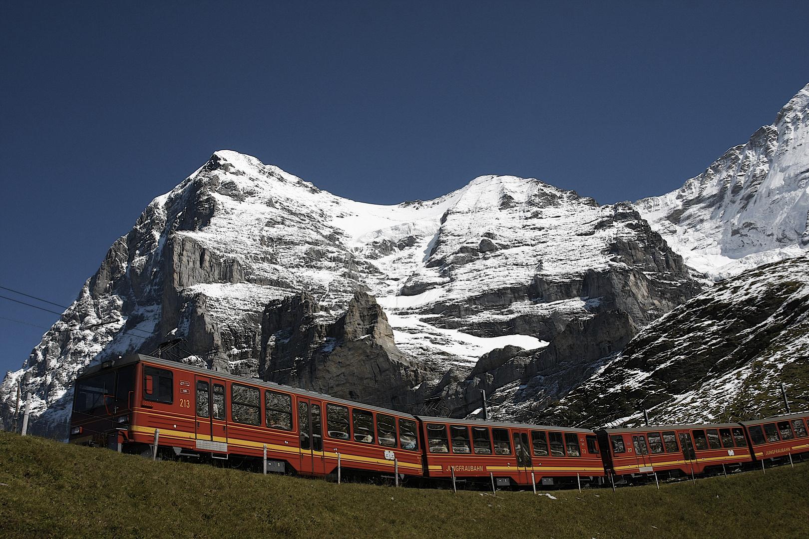 Jungfraubahn