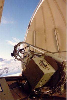 Jungfraujoch -aus der Sicht eines Wissenschaftlers