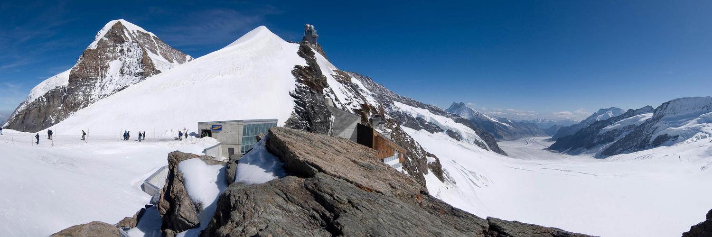 Jungfraujoch - Berner Oberland