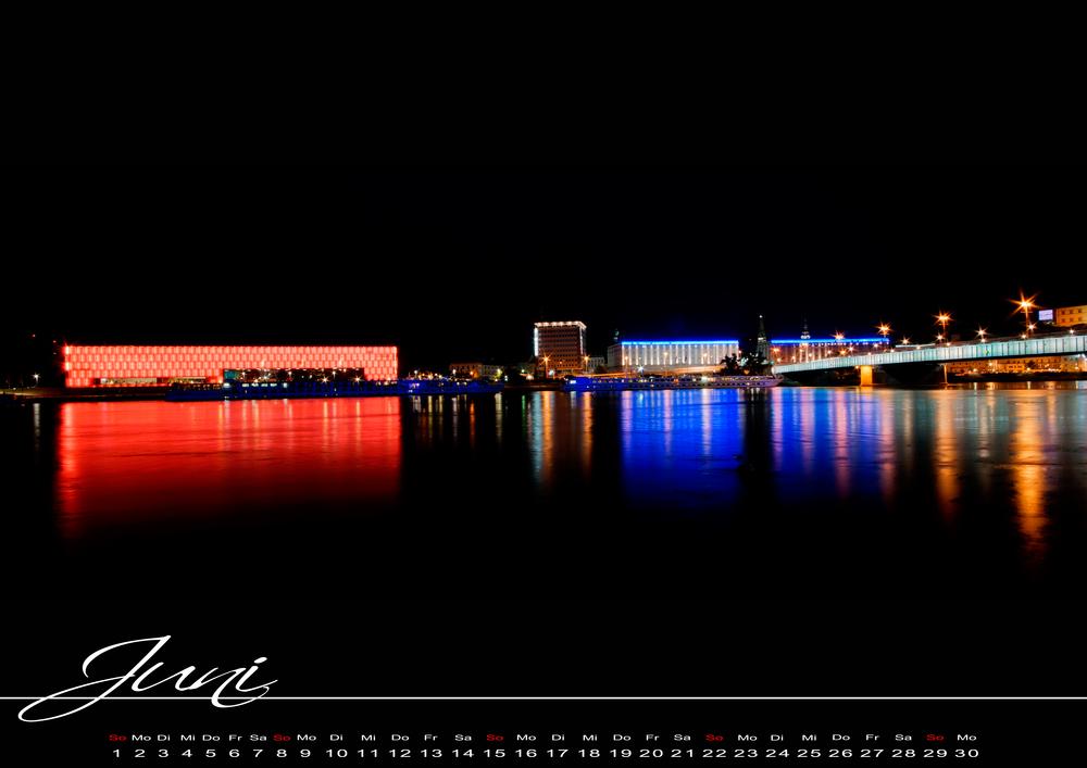 Juni - Kalender 2014