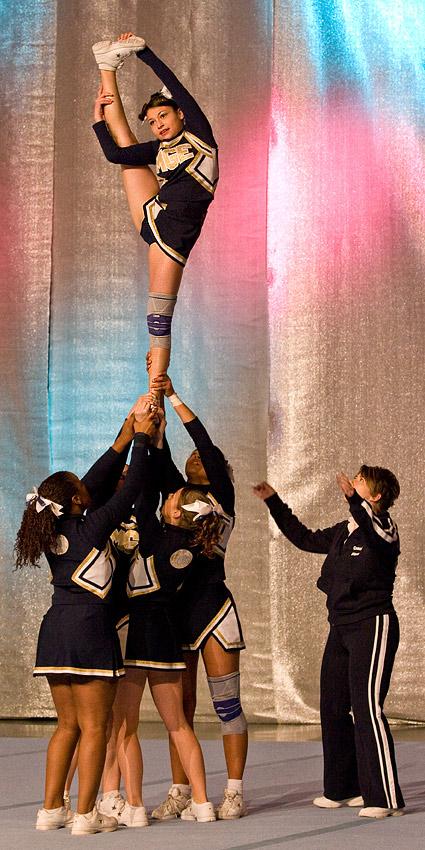 Junior Group Stunt