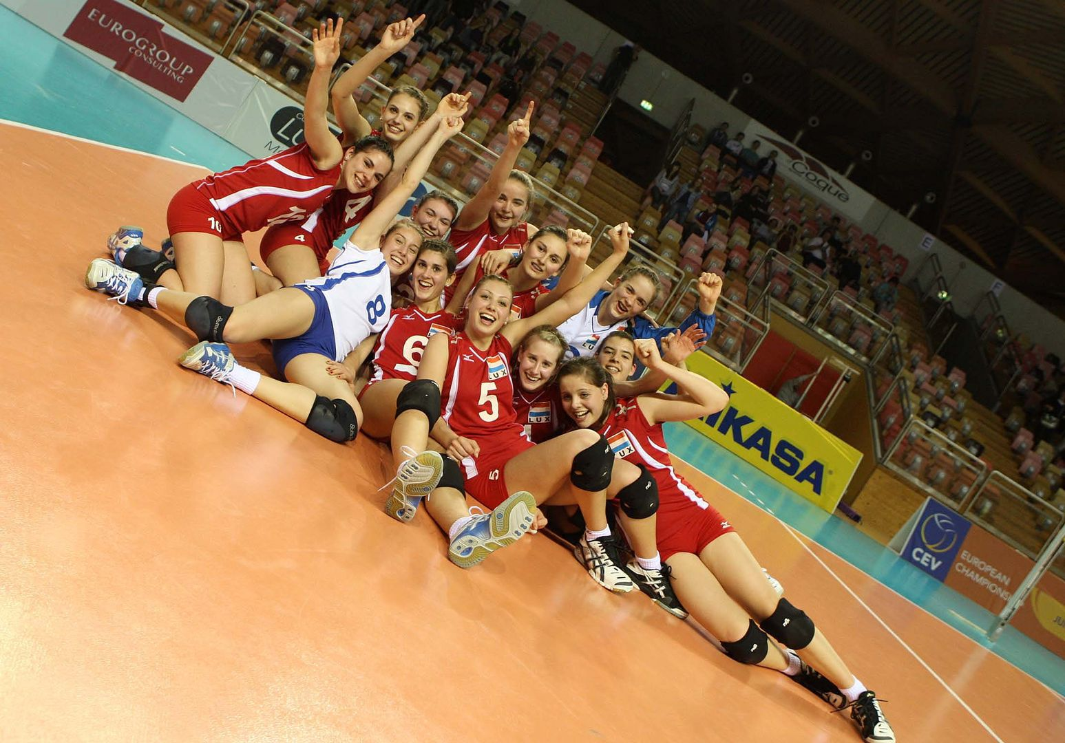 Juniors Womens in Luxembourg