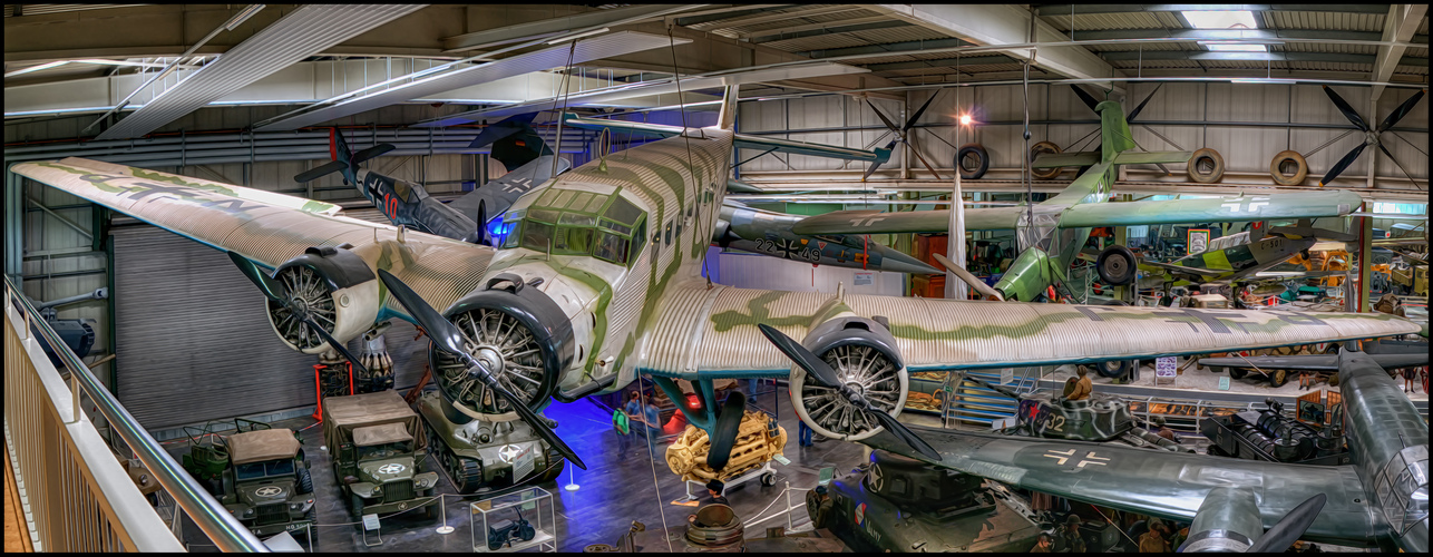 Junkers JU-52 HDR
