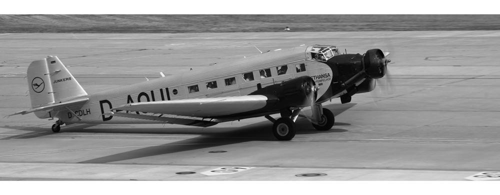 Junkers - startklar