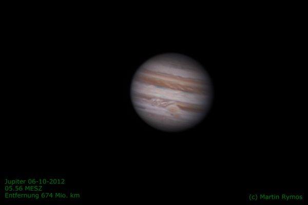 Jupiter 06-10-2012