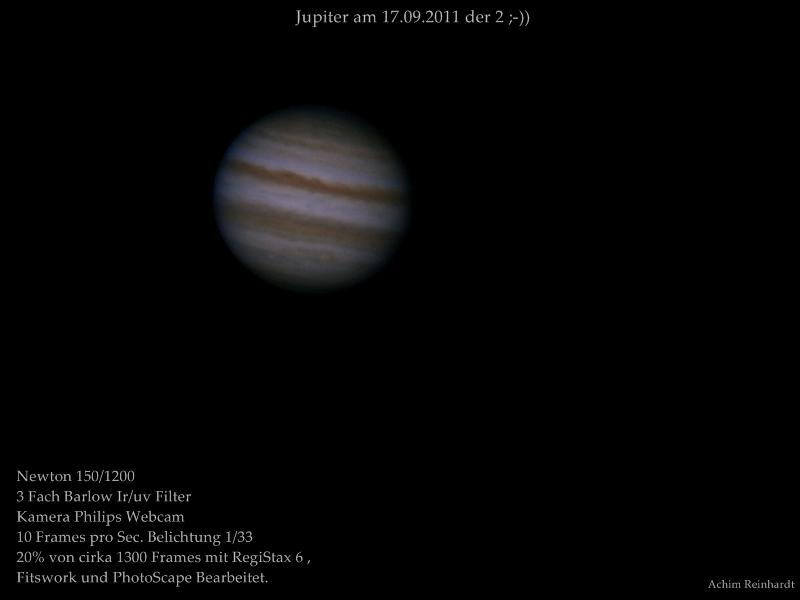 Jupiter 17.09.2011 Nr.2