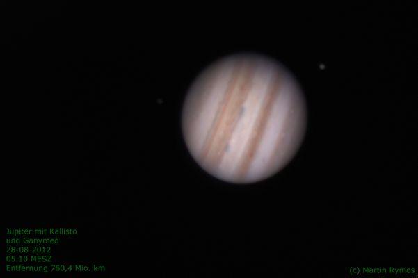 Jupiter 28-08-2012