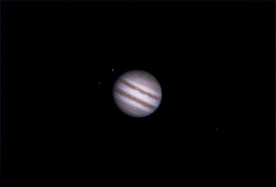 Jupiter am 16.05.2014 um 21:55