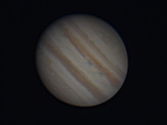 Jupiter am 2. März 2013