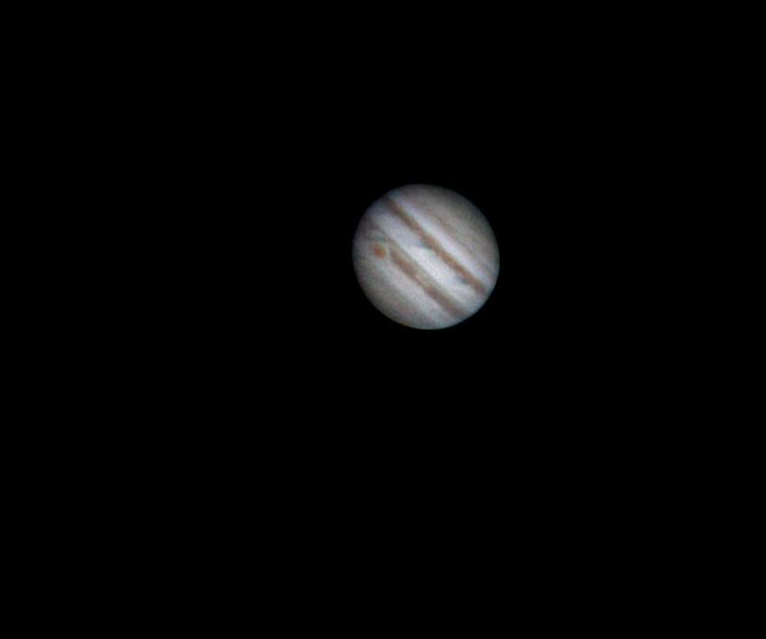 Jupiter am 25.03.2014 um 22:13 Uhr