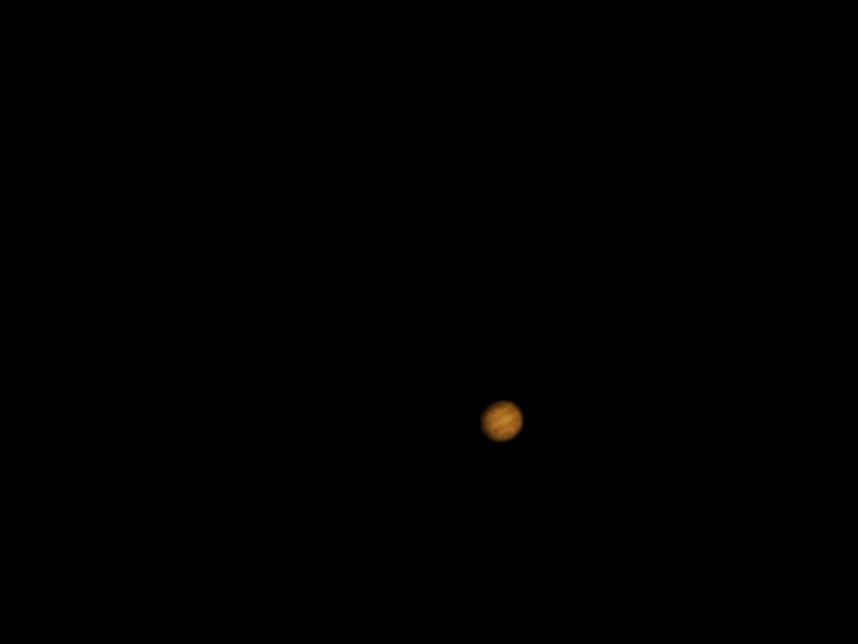 Jupiter im April 2014
