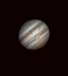 Jupiter mit GRF