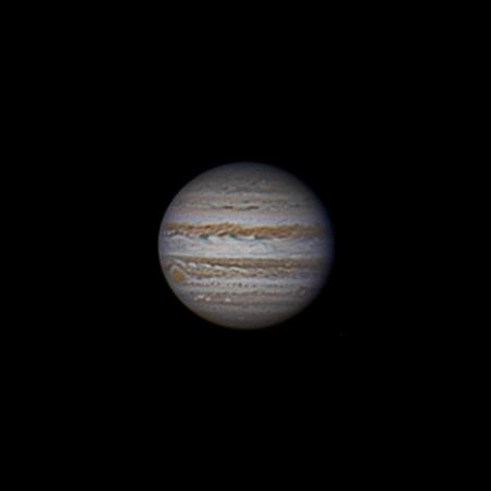 Jupiter mit GRF am 14.03.2014