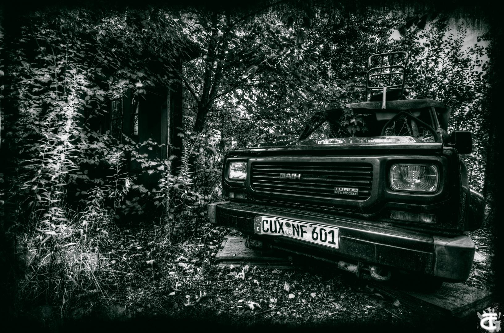 Jurrasic Park Thuringia