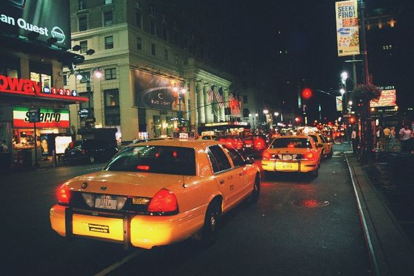 just a cab
